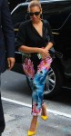 beyonce-floral-pants-nyc-office-5