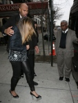 Beyonce Knowles keeping a low profile
