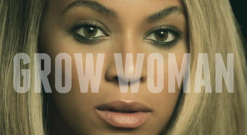 grow woman